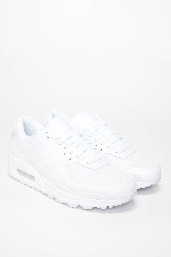 #00010  Nike Sneakers W Air Max 90 560 WHITE