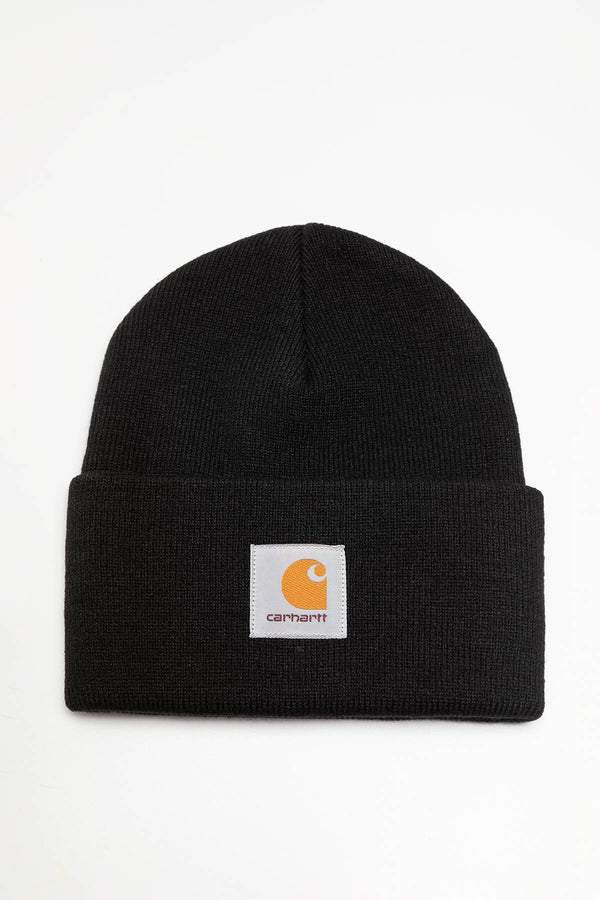 #00004  Carhartt WIP Mütze ACRYLIC WATCH HAT 8900 BLACK