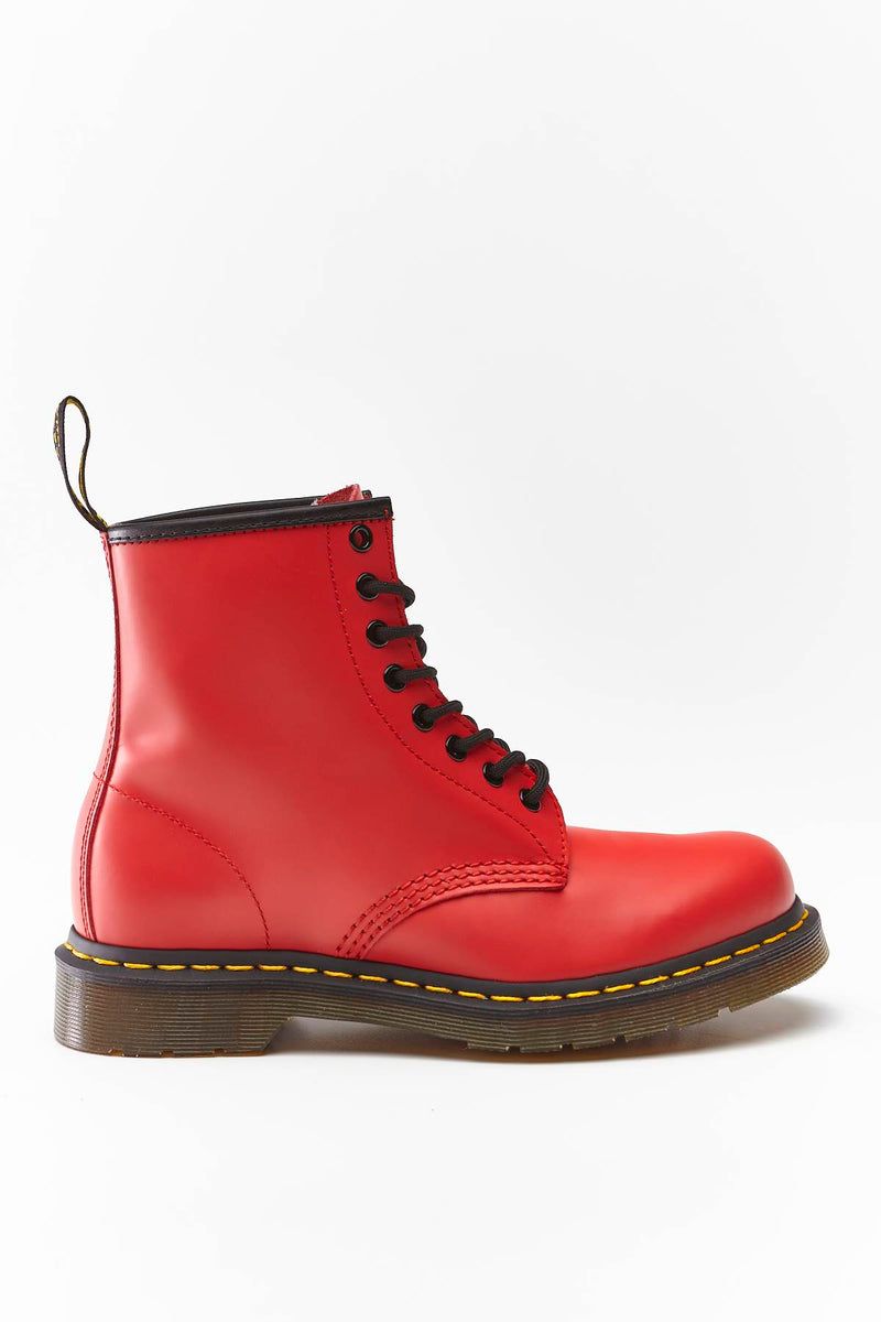 #00025  Dr.Martens High-Top Schuhe 1460 SMOOTH SUMMER ICONS SATCHEL RED