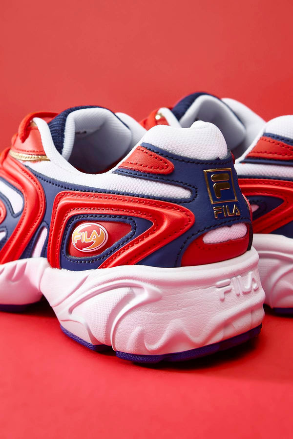 #00001  Fila Sneakers CREATOR 40N FIERRY RED/WHITE/ESTATE BLUE