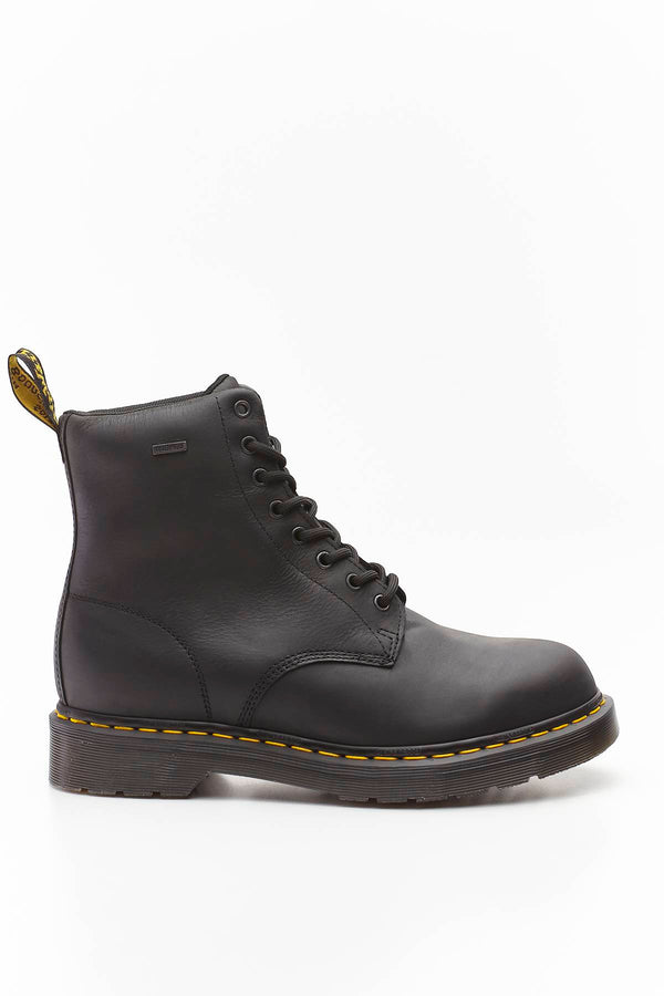 #00048  Dr.Martens High-Top Schuhe 1460 WP BLACK