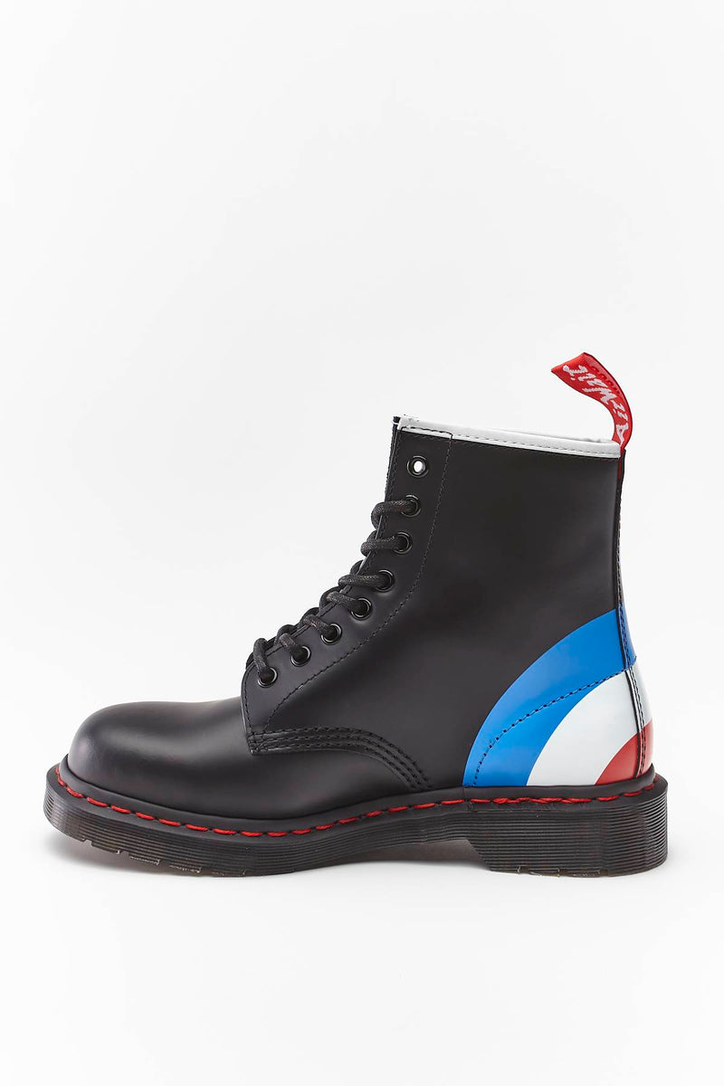 #00047  Dr.Martens High-Top Schuhe THE WHO 1460 BLACK