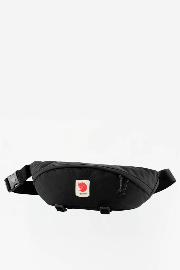 #00017  Fjallraven Gürteltasche ULVÖ HIP PACK LARGE 550 BLACK