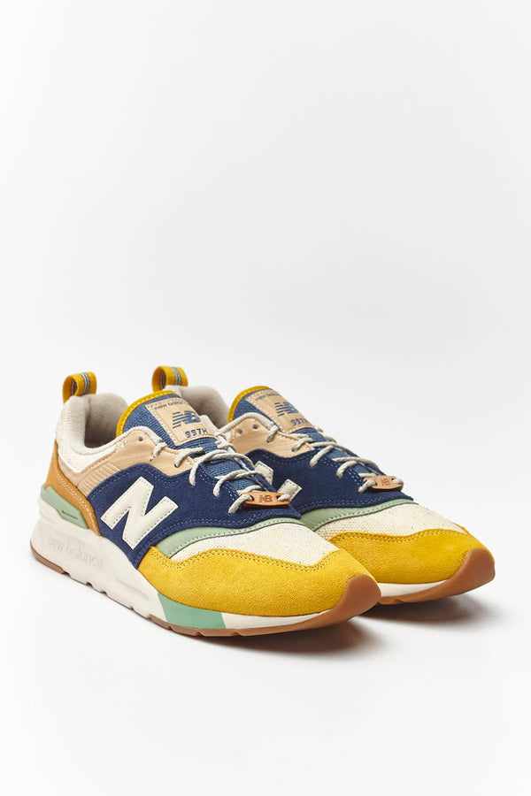 #00037  New Balance Sneakers CM997HAO MULTICOLOR