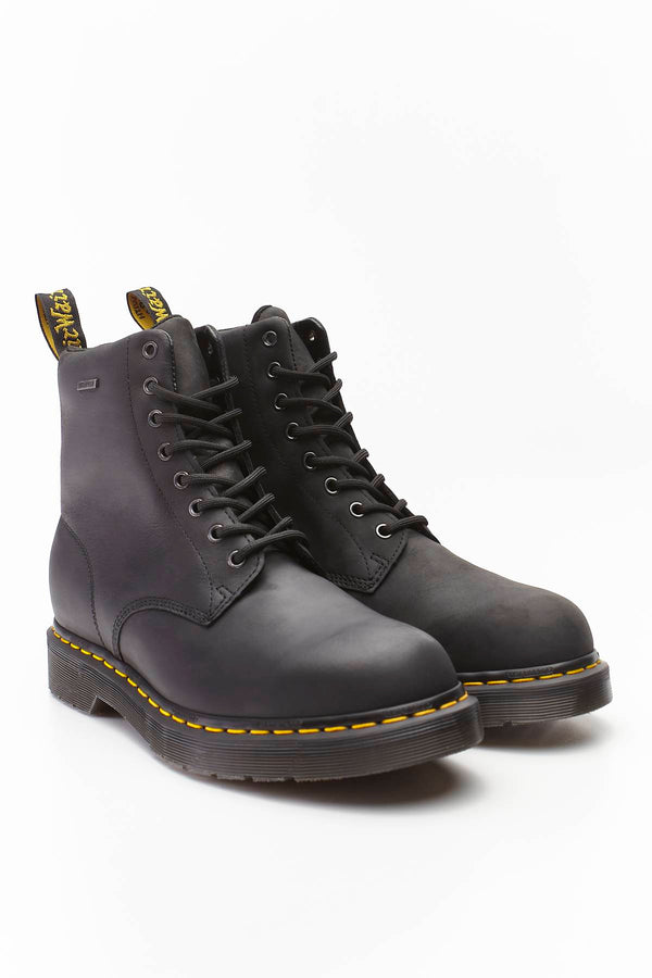 #00065  Dr.Martens High-Top Schuhe 1460 WP BLACK
