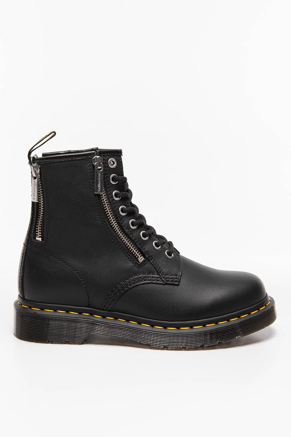 #00030  Dr.Martens High-Top Schuhe 1460 ZIP DM26103001 BLACK