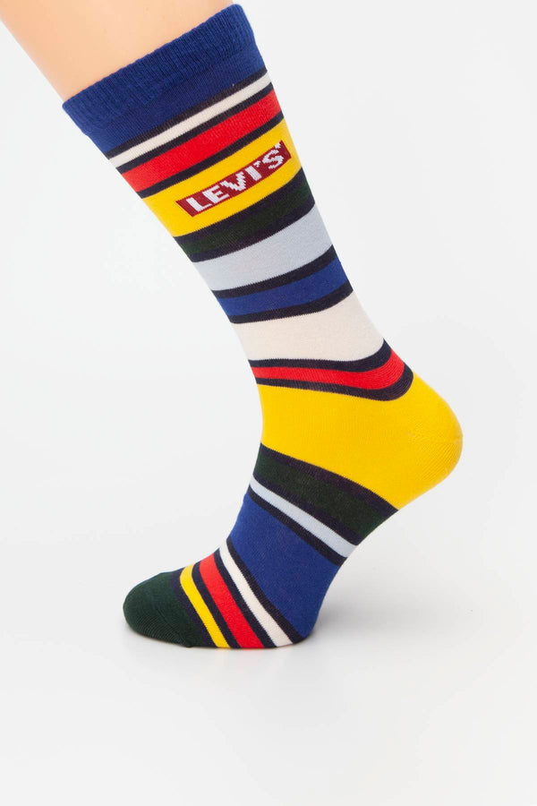 #00060  Levi's Socken 168SF REGULAR CUT 0094 YELLOW