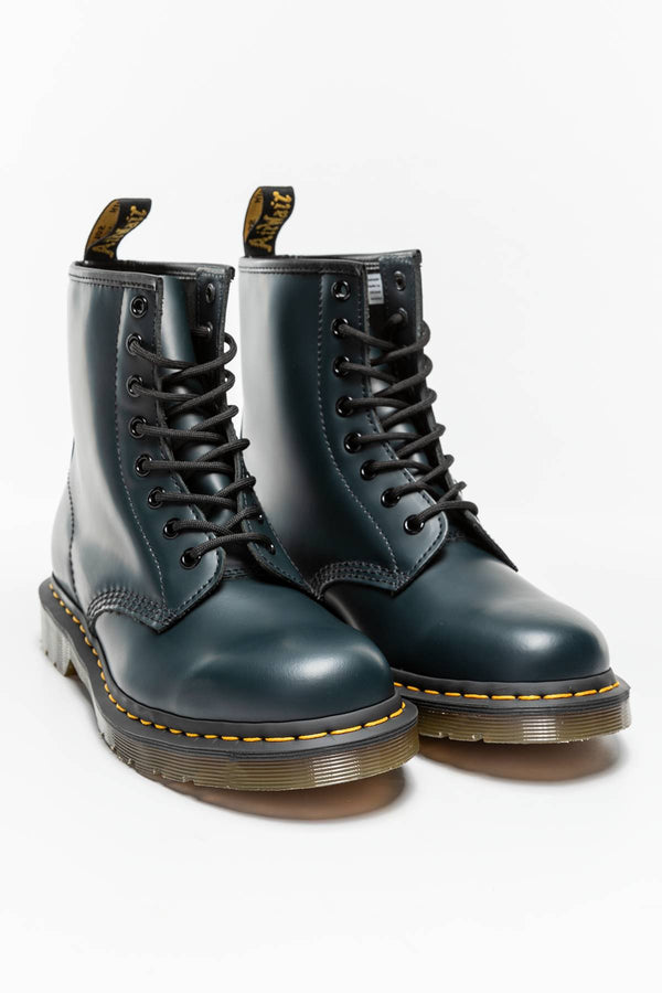 #00007  Dr.Martens High-Top Schuhe 1460 SMOOTH NAVY