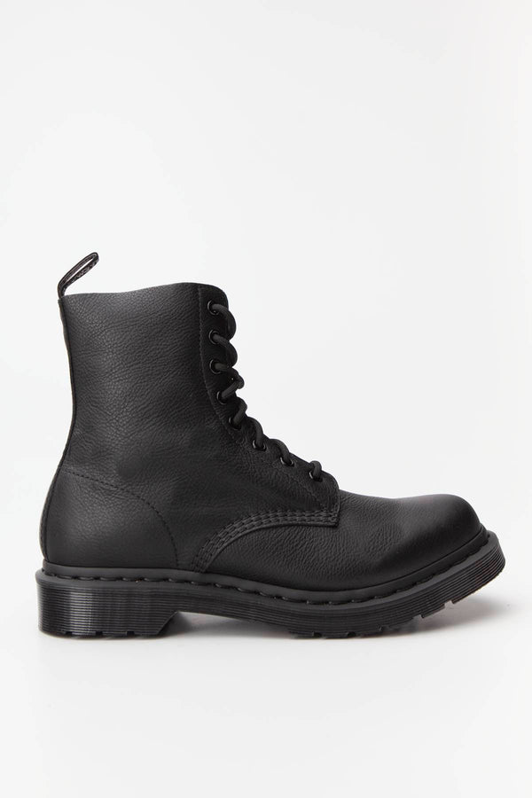 #00078  Dr.Martens High-Top Schuhe 1460 PASCAL VIRGINIA MONO BLACK VIRGINIA