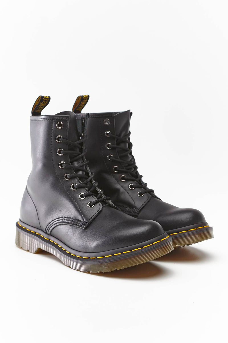 #00046  Dr.Martens High-Top Schuhe 1460 NAPPA BLACK BLACK
