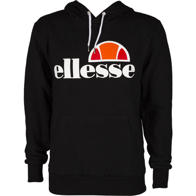 #00040  Ellesse Bluse Gottero Oh Hoody SHS01150 ANTHRACITE
