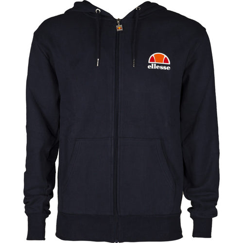 #00796  Ellesse Bluse Miletto Fz Hoody SHS03314 ANTHRACITE