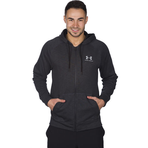 #05534  Under Armour Bluse Sportstyle F Z Tri Hood 001