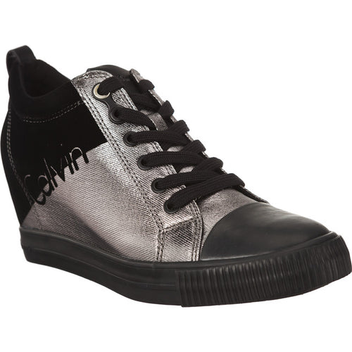 #02735  Calvin Klein Jeans High-Top Schuhe Rory Metal PWB