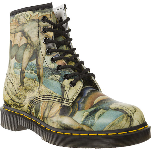 #10968  Dr.Martens High-Top Schuhe 1460 William Blake