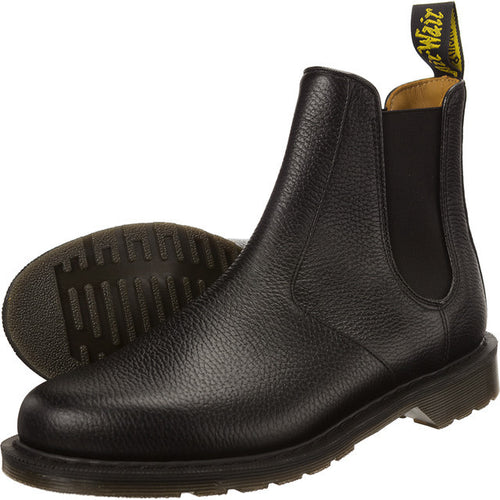 #10965  Dr.Martens High-Top Schuhe Victor Black