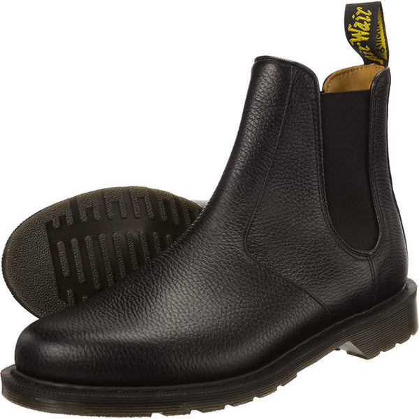 #13087  Dr.Martens High-Top Schuhe Victor Black