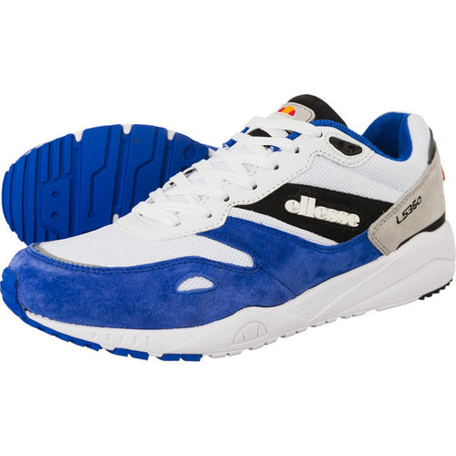 #01454  Ellesse Halbschuhe LS360 TRAINER WHITE ROYAL 225