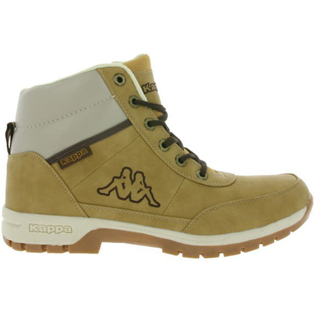 #00048  Kappa High-Top Schuhe Bright Mid Light Beige