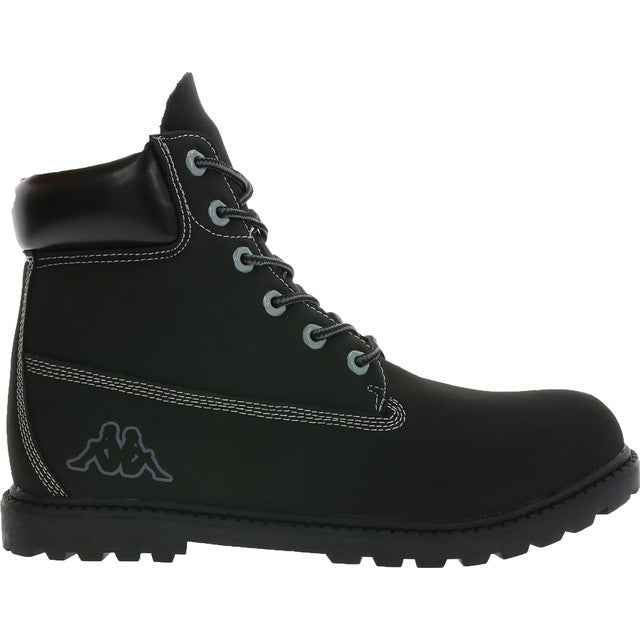 #01497  Kappa High-Top Schuhe Kombo Mid Black Grey