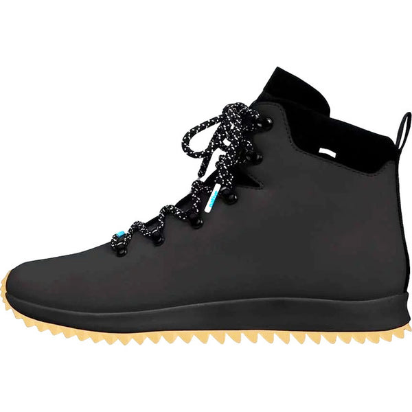 #00065  Native High-Top Schuhe Apex CT Jiffy Black/Nat Rubber 1015