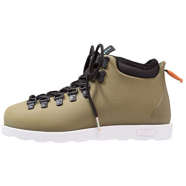 #00056  Native High-Top Schuhe Fitzsimmons Juice Green/Shell White 3065
