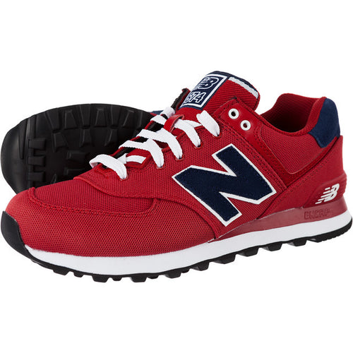 #02553  New Balance Sneakers ML574POR