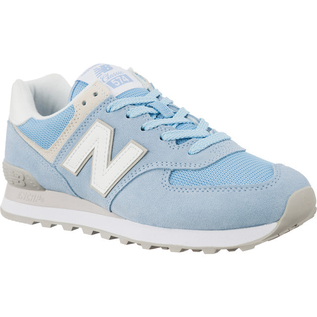 #01987  New Balance Sneakers WL574ESB PASTEL PACK Blue