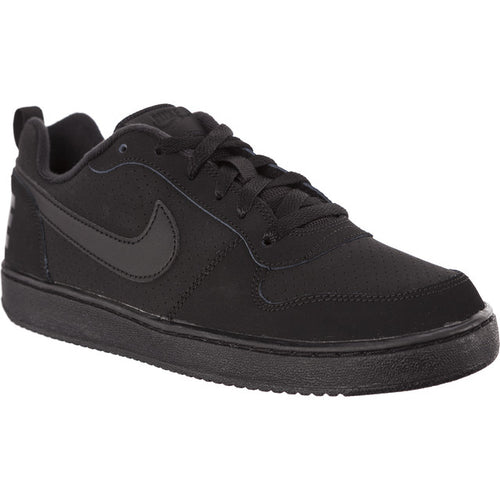 new products c14a7 808e8  03686 Nike Sneakers COURT BOROUGH LOW GS 001 BLACK BLACK BLACK