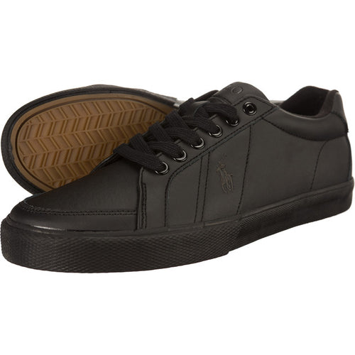 #00013  Polo Ralph Lauren Turnschuhe Hugh Black 471