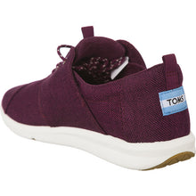 #02709  TOMS Halbschuhe Poly Canvas Womens 852