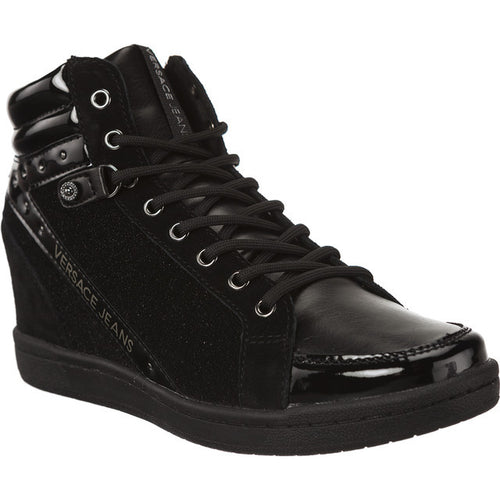#00886  Versace Jeans High-Top Schuhe Linea Wedge Dis 12 899