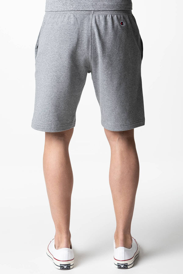 #00011  Champion Shorts BERMUDA EM525 DARK GREY