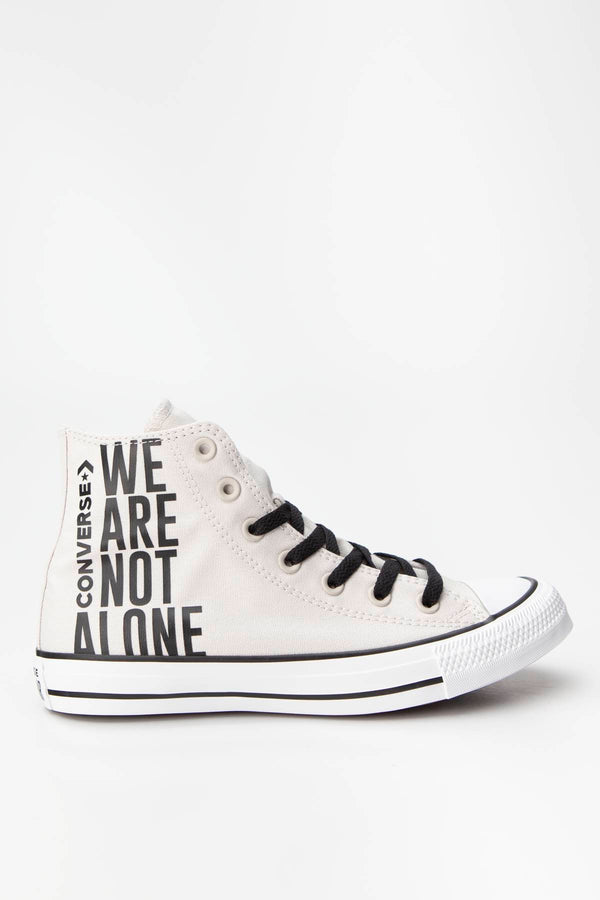 #00093  Converse Turnschuhe CHUCK TAYLOR ALL STAR HI 468 PALE PUTTY/BLACK/WHITE