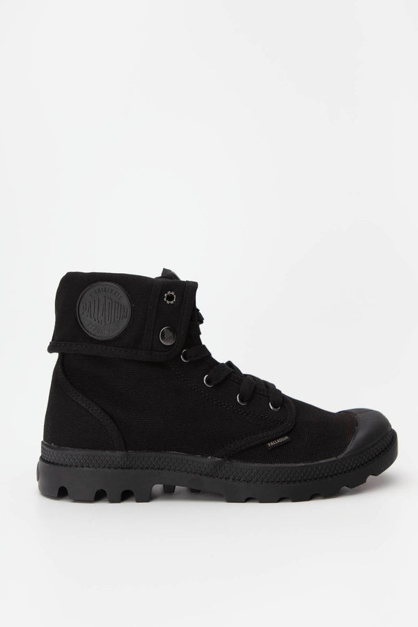 #00001  Palladium High-Top Schuhe BAGGY 060 BLACK