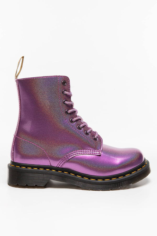 #00011  Dr.Martens High-Top Schuhe 1460 PASCAL VEGAN PINK