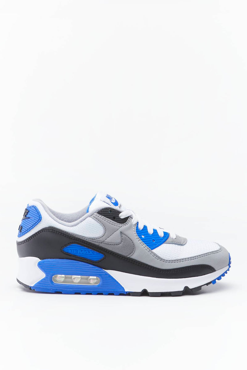 #00009  Nike Sneakers AIR MAX 90 102 WHITE/PARTICLE GREY