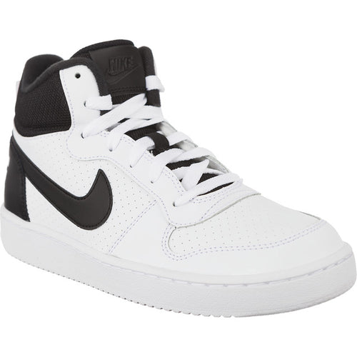 #01837  Nike Sneakers COURT BOROUGH MID GS 839977-101