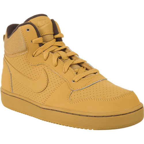 #01838  Nike Sneakers COURT BOROUGH MID GS 839977-700