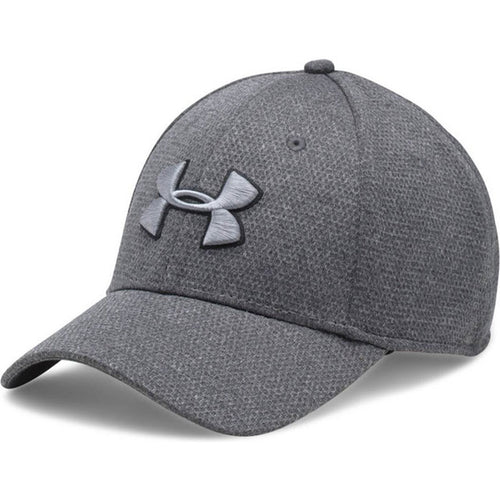 #01737  Under Armour Mütze Mens Heather Blitzing Cap 001