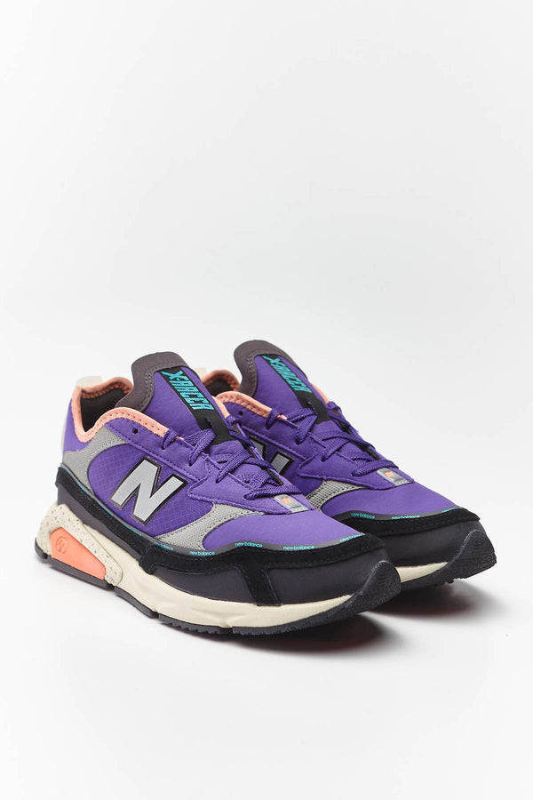 #00001  New Balance Sneakers WSXRCRQ PRISM PURPLE WITH NATURAL PEACH