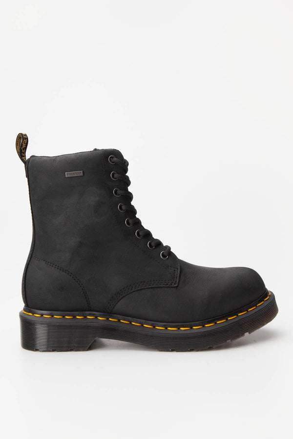 #00041  Dr.Martens High-Top Schuhe 1460 W WP BLACK