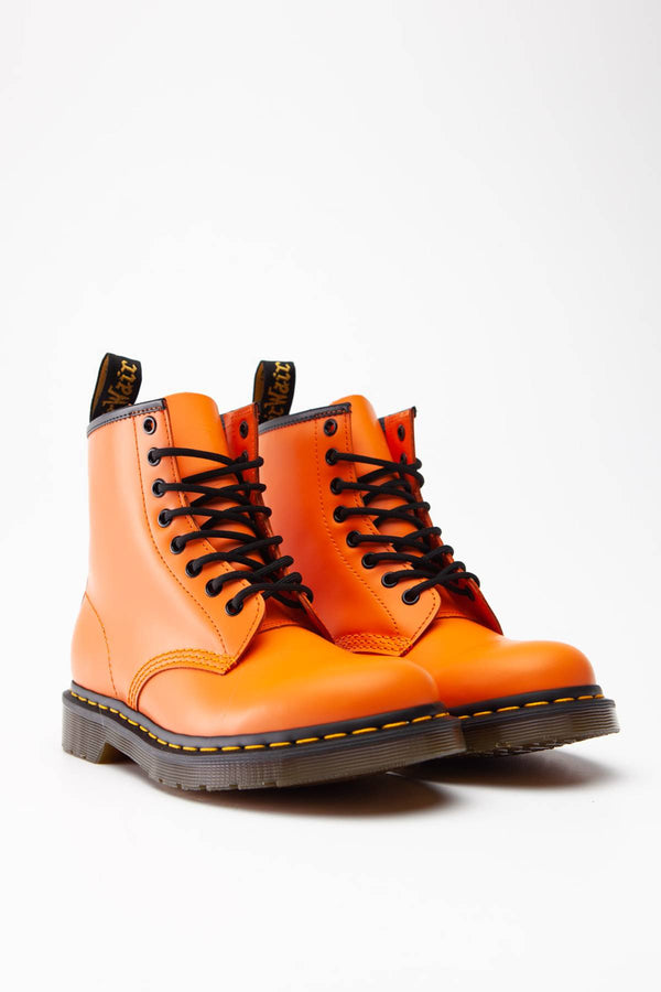 #00036  Dr.Martens High-Top Schuhe 1460 SMOOTH ORANGE