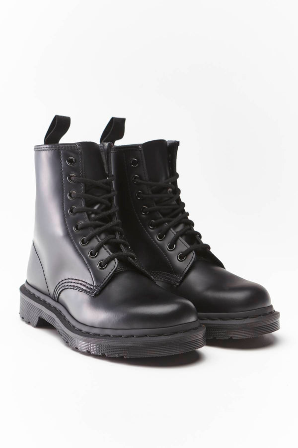 #00020  Dr.Martens High-Top Schuhe 1460 Mono Black DM14353001