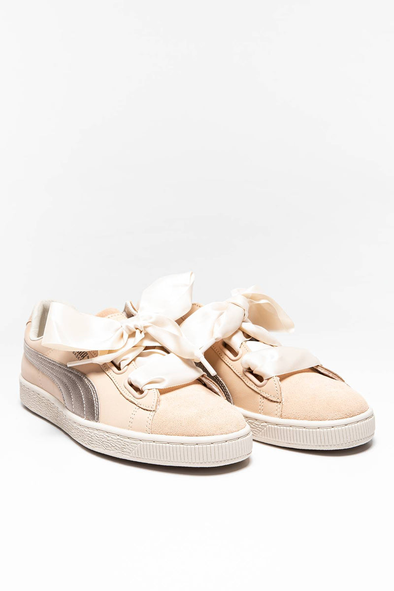 #00055  Puma Sneakers Basket Heart Up Wns 501