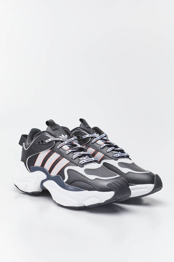 #00040  adidas Sneakers MAGMUR RUNNER W 434 CORE BLACK/GREY TWO/GLORY PINK