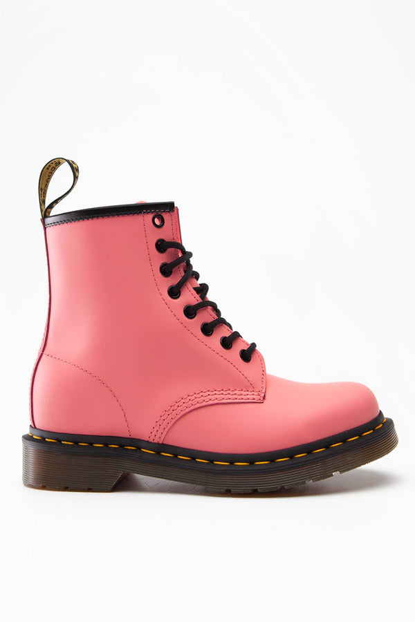 #00034  Dr.Martens High-Top Schuhe 1460 SMOOTH ACID PINK