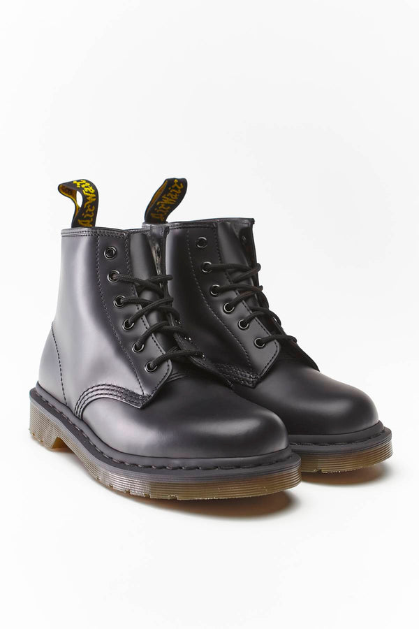 #00045  Dr.Martens High-Top Schuhe 101 SMOOTH BLACK SMOOTH