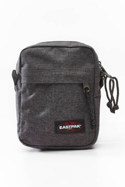 #00066  Eastpak Gürteltasche THE ONE 77H BLACK DENIM