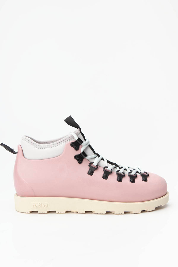 #00008  Native Outdoorschuhe FITZSIMMONS CITYLITE 5979 ROSE PINK/BONE WHITE